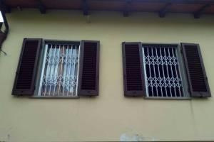 Cancellini antifurto per finestre