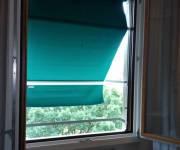 tenda da sole motorizzata per finestra