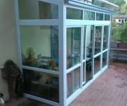 Tenda da sole per veranda